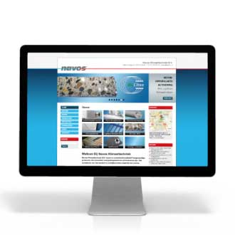 Navos website reclamebureau reeuwijk buro vink for Buro website