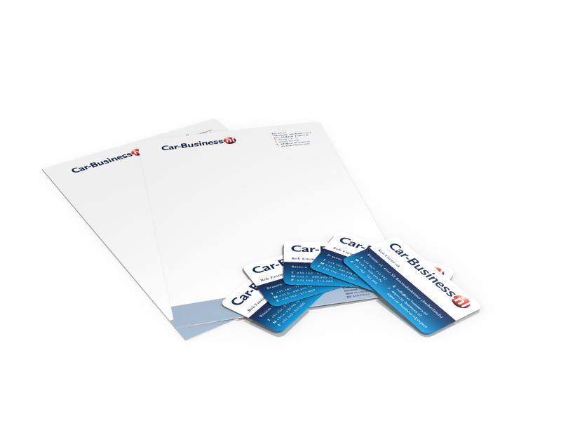 visitekaartje_briefpapier_presentatie