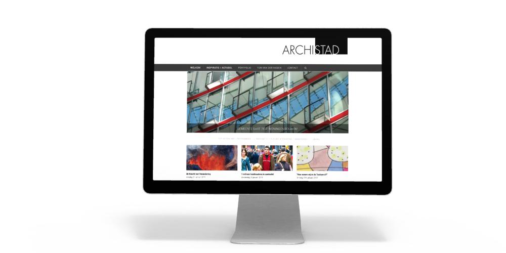 Websitearchistad reclamebureau reeuwijk buro vink for Buro website