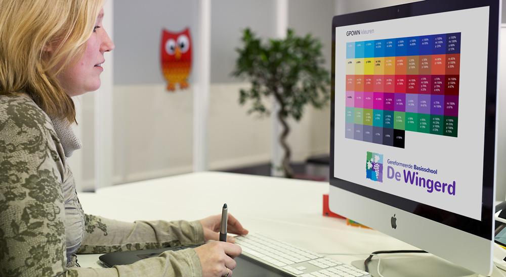 Buro vink gaat 26 schoolwebsites ontwerpen en bouwen voor for Buro website